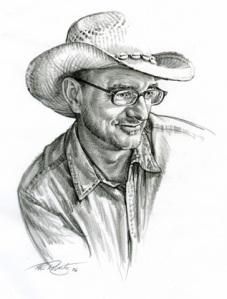 Phil Roberts - Self Portrait