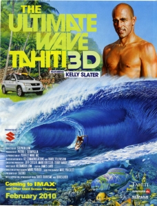 The Ultimate Wave Tahiti - Featuring Kelly Slater Movie Poster