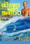 Ultimate Wave Tahiti Movie Poster Featuring Kelly Slater by Phil Roberts