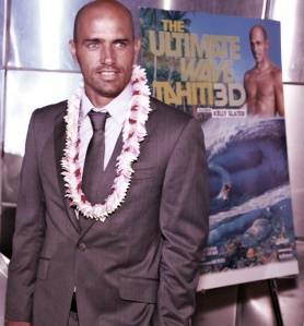 Kelly Slater & Phil Roberts UWT movie poster
