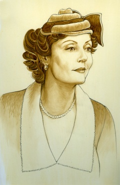 Susan Sarandon Cradle Will Rock Movie art Phil Roberts