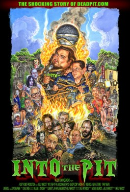 Into the Pit Movie Poster by Phil Roberts