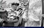 Phil Roberts '08 Pipeline surfboard trophy Kelly Slater wins