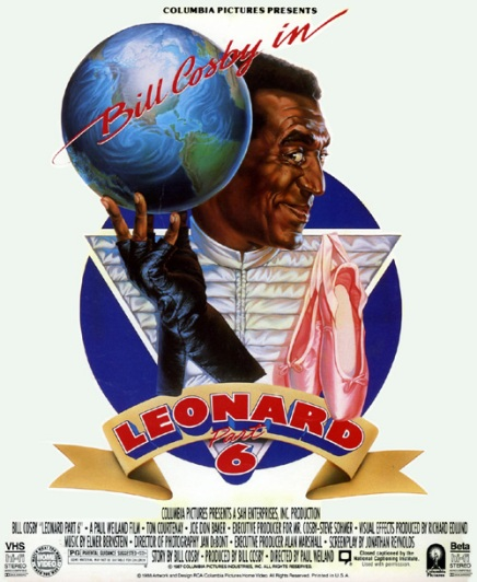 Leonard Movie Poster by Phil Roberts
