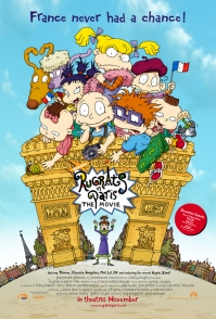 Rugrats in Paris Movie Poster by Phil Roberts