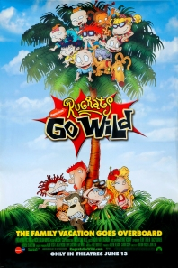 Rugrats Go Wild Movie Poster by Phil Roberts