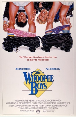 Whoopie Boys Movie Poster by Phil Roberts