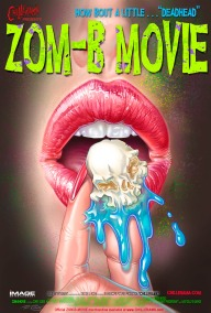 ZomB Movie Poster Phil Roberts