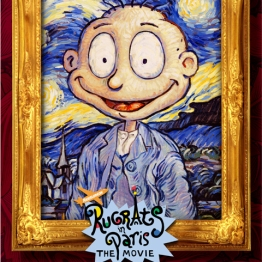 Tommy - Rugrats in Paris movie campaign by Phil Roberts