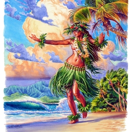 hula-girl-island-painting-phil-roberts
