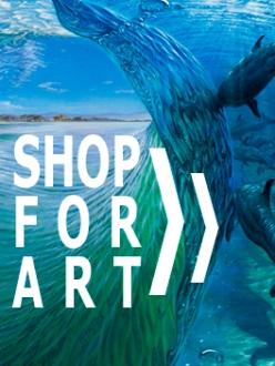 surf art - movie posters - original fine art by Phil Roberts