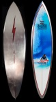 2011 Pipe Masters Andy Irons Special Surf Board Trophy Phil Roberts
