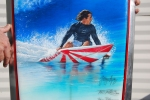 Andy Irons Detail Phil Robers 2011 Pipe Masters Board