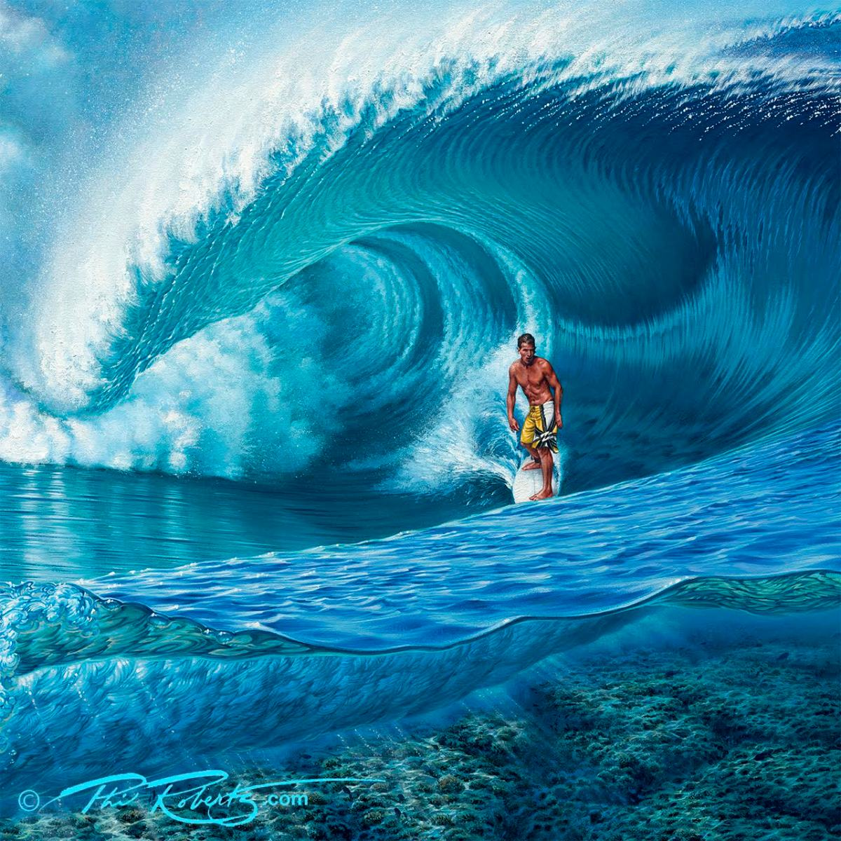 Drawing Lines Surf Movie : Andy irons teahupoo tahiti pro contest surfing surf art