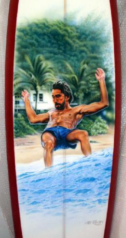 2009-gerry-lopez-pipe-masters-surf-board-trophy-phil-roberts